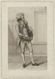 Lorenzo Cipriani, by C. Guisan, after  Pierre Noel Violet - NPG D21355