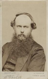 (Myles) Birket Foster, by Elliott & Fry, mid-late 1860s - NPG Ax17246 - © National Portrait Gallery, London