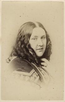 Henrietta Mary Ada Ward, by Elliott & Fry - NPG Ax28970