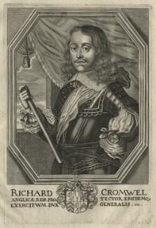 Richard Cromwell, after Unknown artist - NPG D21359