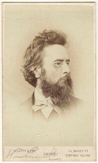 William Linnell, by Elliott & Fry - NPG Ax17252