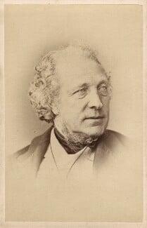 William Leighton Leitch, by Elliott & Fry - NPG Ax28976