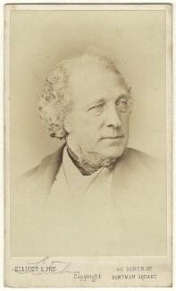 William Leighton Leitch, by Elliott & Fry - NPG Ax17249