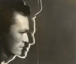 David Ball, by Angus McBean, 1955 - NPG x39322 - © estate of Angus McBean / National Portrait Gallery, London