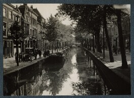 'Amsterdam', by Lady Ottoline Morrell - NPG Ax143377