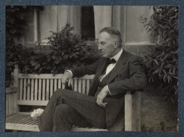 Philip Edward Morrell, by Lady Ottoline Morrell - NPG Ax143436