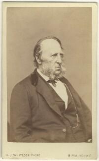 George Cruikshank, by Henry Joseph Whitlock - NPG Ax17263