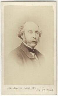 Frederick Richard Lee, by John & Charles Watkins - NPG Ax17268