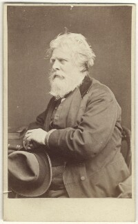 David Octavius Hill, by Thomas Annan, 1860s - NPG Ax17273 - © National Portrait Gallery, London