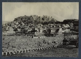 'The Acropolis of Athens', by Lady Ottoline Morrell - NPG Ax143599