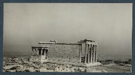 'The Parthenon', by Lady Ottoline Morrell - NPG Ax143600