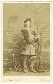 Charles Albert Fechter as Edgard in 'The Master of Ravenswood', by Southwell Brothers - NPG Ax25031