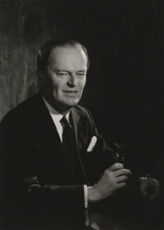 Kenneth Clark, Baron Clark, by Walter Bird - NPG x165789
