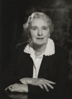 Sybil Thorndike, by Walter Bird - NPG x165790