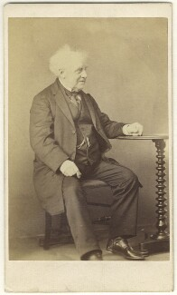 Robert Keeley, by Oscar Gustav Rejlander - NPG Ax25046