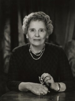 Dame Rebecca West (Cicily Isabel Andrews (née Fairfield)), by Walter Bird - NPG x165793
