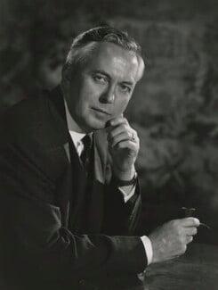 Harold Wilson, by Walter Bird, 25 May 1962 - NPG x45598 - © National Portrait Gallery, London