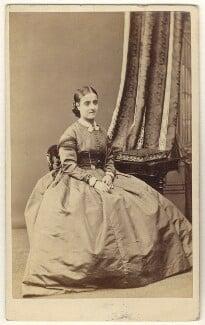 Adelina Patti, by Horatio Nelson King - NPG Ax25074