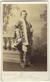 Sir Charles Santley, by Mayer Brothers - NPG Ax25087