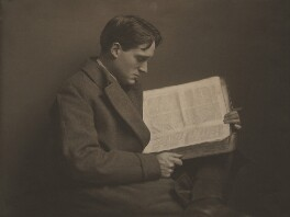 Harley Granville-Barker, probably by James Craig Annan, for  T. & R. Annan & Sons, 1910 - NPG x128078 - © National Portrait Gallery, London