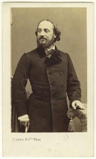 Giovanni Matteo de Candia (Mario), by Disdéri - NPG Ax25060