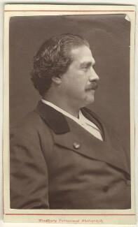 Ernesto Fortunato Giovanni Maria Rossi, by Pierre Petit - NPG Ax25083