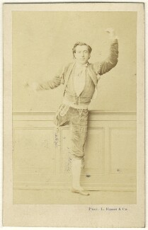 Señor Donato, by L. Haase & Co, 1860s - NPG Ax25029 - © National Portrait Gallery, London
