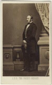 Prince Albert of Saxe-Coburg-Gotha, by John Jabez Edwin Mayall - NPG Ax24144
