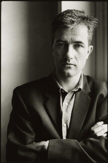 Geoff Dyer, by Ray Renolds - NPG x128065