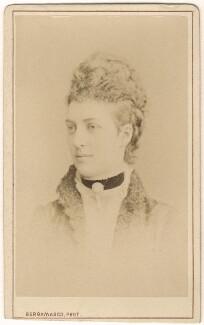 Queen Alexandra, by Charles Bergamasco - NPG Ax24186