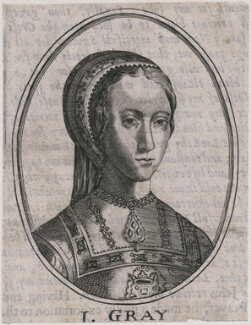 Lady Jane Grey, by Unknown artist - NPG D21398