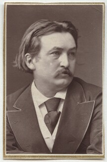 Gustave Doré, by Unknown photographer - NPG Ax7640
