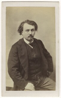 Gustave Doré, by The Crystal Palace Doré Art-Union - NPG x46996