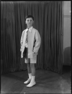 Adrian Gerald Foley, 8th Baron Foley, by Bassano Ltd - NPG x124479
