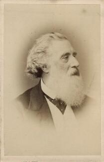 John Frederick Lewis, by Elliott & Fry - NPG Ax28933