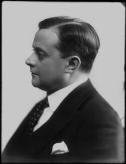 Sir Reginald Powell Croom-Johnson, by Bassano Ltd - NPG x124489