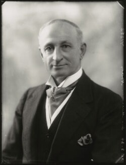 (William) Malcolm Hailey, 1st Baron Hailey, by Bassano Ltd - NPG x124491