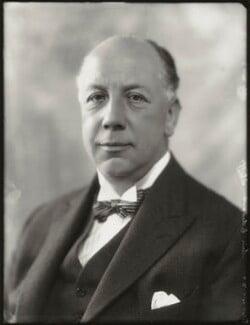 Edward Mauger Iliffe, 1st Baron Iliffe, by Bassano Ltd - NPG x124496