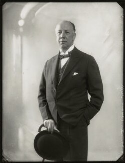 Edward Mauger Iliffe, 1st Baron Iliffe, by Bassano Ltd - NPG x124498