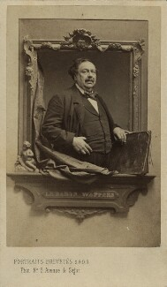 (Egide Charles) Gustave Wappers, Baron Wappers, by Portraits Mechanostares Brevetés - NPG Ax17188