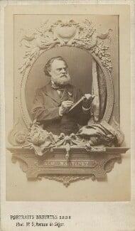Achille-Louis Martinet, by Portraits Mechanostares Brevetés - NPG Ax17161