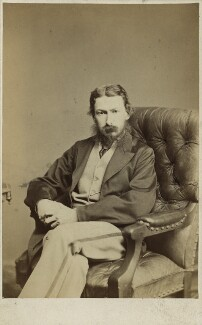 Frederick Percy Graves, by London Stereoscopic & Photographic Company - NPG Ax17166