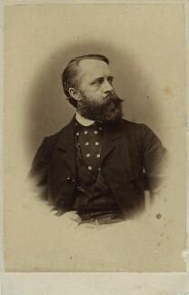 Wilhelm Camphausen, by Unknown photographer - NPG Ax17205