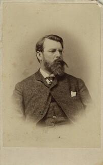 Emanuel Gottlieb Leutze, by Unknown photographer - NPG Ax17206