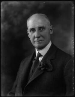 Edward Alfred Goulding, 1st Baron Wargrave, by Bassano Ltd - NPG x124538