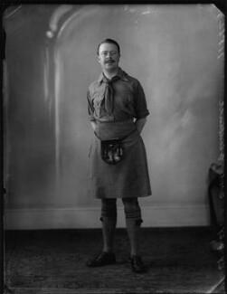 Thomas Coats, 2nd Baron Glentanar, by Bassano Ltd - NPG x124544