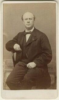 Jacob Eduard van Heemskerck van Beest, by W.C. Van Dijk - NPG Ax17175