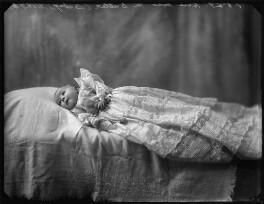 Iris Dawn (née Buller), Lady Ferguson-Davie, by Bassano Ltd - NPG x124549