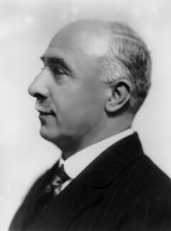 Sir Frederick Charles Toone, by Bassano Ltd - NPG x124561