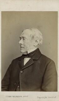George William Frederick Villiers, 4th Earl of Clarendon, by John Watkins - NPG Ax17760